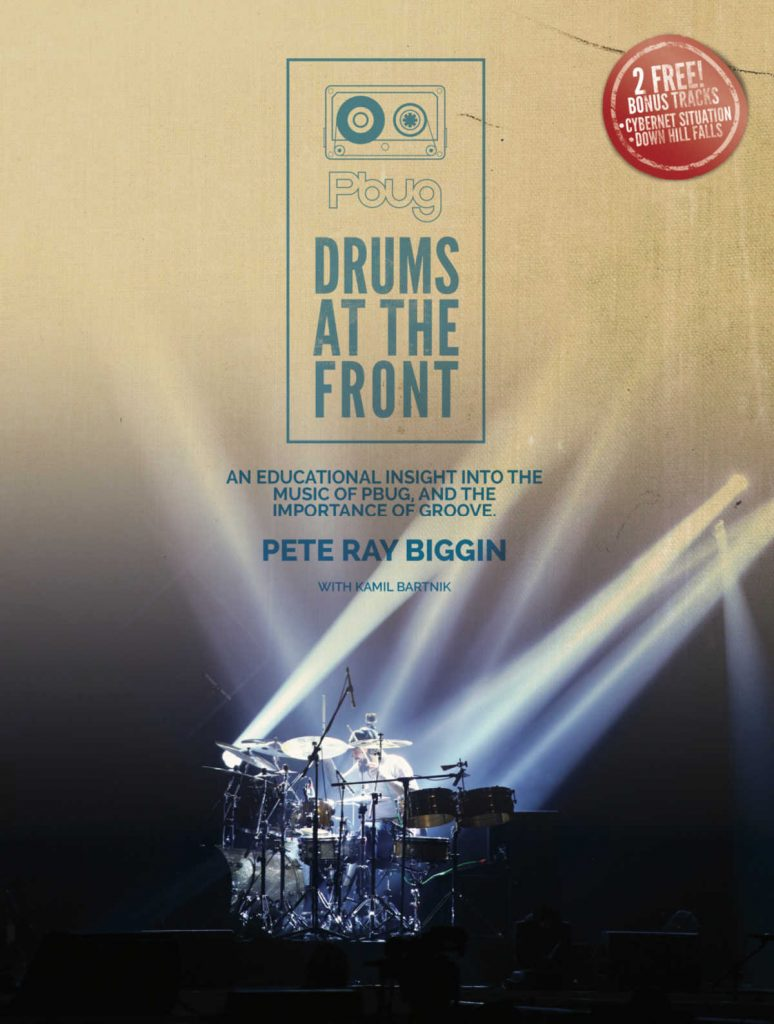 Drums at the Front - Pete Ray Biggin